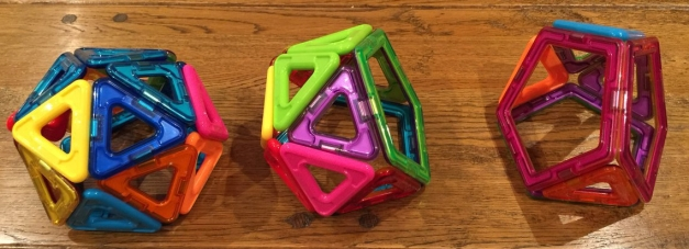 Diminished icosahedra