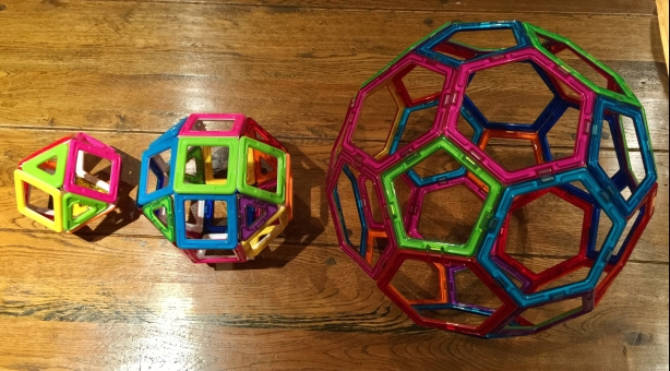 3 Archimedean Solids