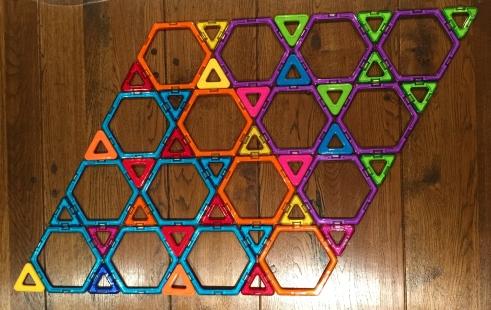 Trihexagonal tiling