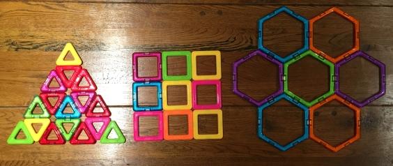 Regular tessellations